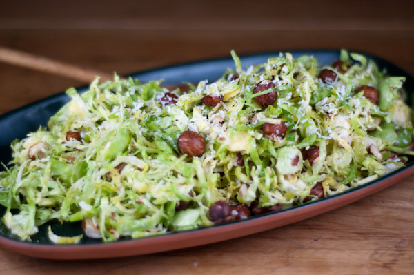 shaved brussels sprouts salad (1 of 1)